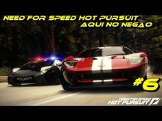 NEED FOR SPEED HOT PURSUIT 2010 Italianos #6