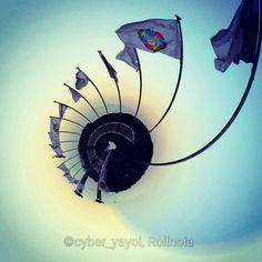 Planet Fukuyama Masaharu Live Flags 2015 at Nissan Stadium 福山夏の大創業祭 日産スタジアム by cyber_yayoi Little Planet, Yayoi, Ferris Wheel, Cyber, Planets, Nissan Stadium, Flags, Instagram Posts, Live