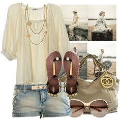 love this combination. must have this shirt.