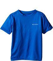 Meeker Peak™ II Short Sleeve Top (Little Kids/Big Kids) Columbia Kids