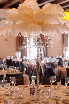 Plumes.fr La décoration de salle avec des plumes - Vente plumes - achat plume