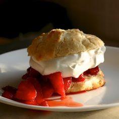 Strawberry Shortcake Recipe   Yummly