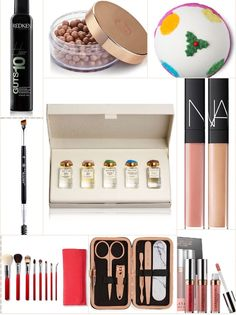 2017 Beauty Gift Guide! Be sure to check out these items that I think would make perfect gifts for the beauty lover in your family this season!