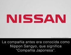 Significado logo NISSAN