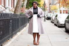 Plus Size Holiday Outfit CeCe Olisa