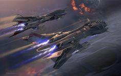 Retaliator - Star Citizen Wiki