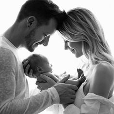 beautiful new family. ❤️ we really enjoyed our time with them. @hayley_hubbard @thubbmusic _________________ H&M: @vlada_hair_art