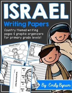 Israel Writing Papers