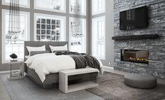 Wonderland Superior Kontinentalseng Decor, Wonderland, New Homes, House, Bedroom, Home Decor, Fireplace