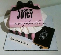 juicy couture cake - Google Search