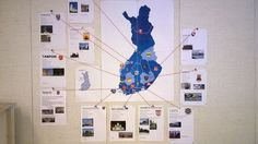 5th Grades, Science And Nature, Independence Day, Monet, Geography, Finland, Kids Room, Photo Wall, Teaching