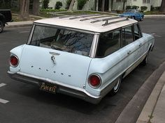 1962 Ford Falcon, dream car :) saw one yesterday & refueled my want for one...