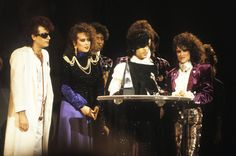 Billboard spoke with all five members of The Revolution after the American Music Awards presented the Best Soundtrack award to 'Purple Rain' -- some 32 years after its release -- in tribute to Prince.