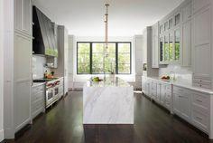 'Beverly Drive residence.' M. Barnes & Co., interior designers, Dallas, TX.