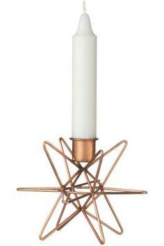 Kerzenständer Metall kerzenständer metall gold 14 cm wohnen dekoration und