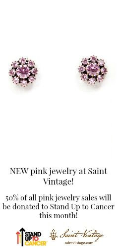 Join us in the fight against Breast Cancer! All month we will be donating 50% of pink jewelry sales to @standuptocancer