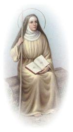 母親の聖モニカの守護聖人
