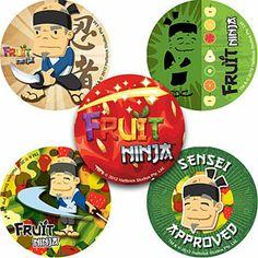 fruit ninja birthday