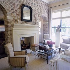 Is Exposed Brick for You - How to Design and Decorate With Brick Walls