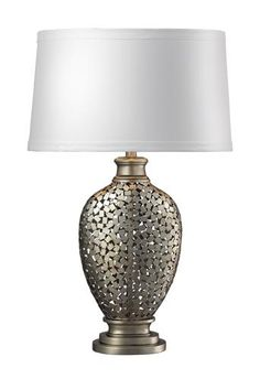 Part of Elk Lighting, Dimond Lighting is able to offer great-looking lamps at very affordable prices.   $232