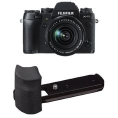 Introducing Fujifilm XT1 16 MP Mirrorless Digital Camera with 30Inch LCD and XF1855mm F2840 R LM OIS Lens w Large Grip. It is a great product and follow us for more updates!