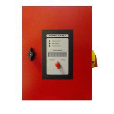 Cuadro eléctrico contra incendios para bomba jockey con motor eléctrico www.ceymacym.com