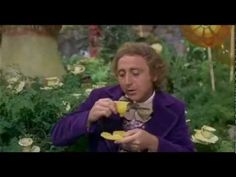 Pure Imagination - Gene Wilder - Willy Wonka...always loved this song