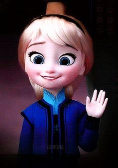 Happy Little Elsa Disney Films, Disney And Dreamworks, Disney Cartoons, Disney Pixar, Princesa Disney Frozen, Disney Frozen Elsa, Frozen Wallpaper, Disney Wallpaper, Disney Princess Pictures