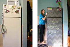 Restyling del frigo fai da te