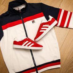 1stile:  gazzelle adidas fila casual style fila adidas gazzelle