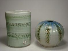 Vases from the Lagub series by Carl-Harry Stålhane for Designhuset