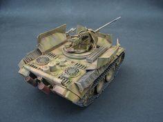 Leopard 3cm Flak - Custom-Scales Webseite!
