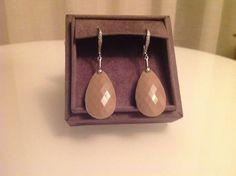 Orecchini in argento con pendente, by GIOBijoux, 15,00€ su misshobby.com