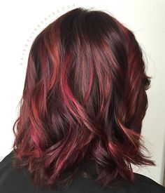 Who else loves bright rose golds as much as I do!?!? thanks @joico for the beautiful colors as always.