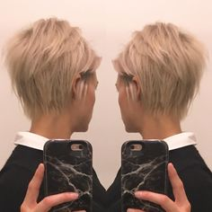 """1,149 Likes, 53 Comments - Krissa Fowles  (@krissafowles) on Instagram: """"For those that have asked this is the back of my haircut currently. ✂️ by @cbensonhair"""""""