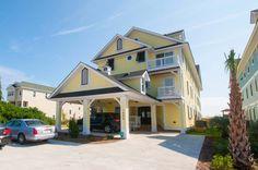 Kill Devil Hills Vacation Rental - VRBO 489754 - 16 BR Northern Coast & Outer Banks House in NC, 16 Bedroom Oceanfront in Kill Devil Hills