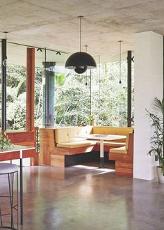 Check out these fun/modern interiors full of inspiration!