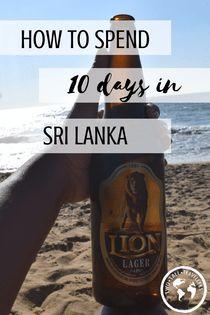 10 day itinerary Sri Lanka, things to do in Sri Lanka, Sri Lankan holiday