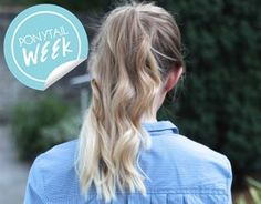 cool 10 Curly Hair Ponytails to Change Up Your Look | Beauty High...