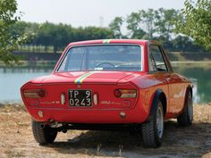 1970 Lancia Fulvia 1.6 HF