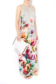 Floral Maxi Dress #WallisFashion