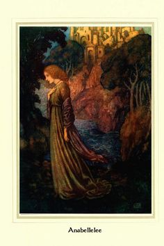 Anabellelee - Edmund Dulac   Illustrations are so amazing that my heart aches at the sight of them
