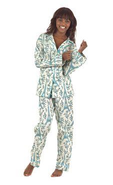 Bedhead Eiffel Tower Pajamas