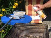 Grillen mit den Bertolli Olivenöl-Sprays Picnic Blanket, Outdoor Blanket, Sprays, Test Card, Crickets, Nice Asses, Pictures, Picnic Quilt