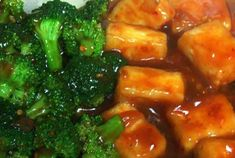 General Tao's Tofu | VegWeb.com, The World's Largest Collection of Vegetarian Recipes