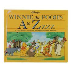 Book: Winnie-The-Pooh's A to Zzzz