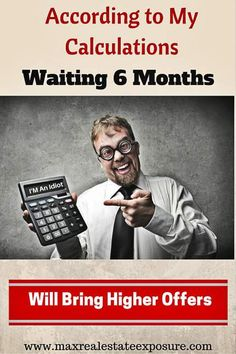 "The Six Myths of Pricing a Home For Sale That Cause So Many Sellers to Fail Including ""Waiting For The Right Buyer""  http://www.maxrealestateexposure.com/myths-about-pricing-a-home-for-sale/"