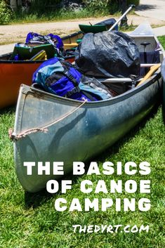 Kayak Tips Packing Lists How to get started with canoe camping. - Try the backpacking version of watersports with Canoe camping. Learn about the necessary gear and the best places to embark on canoe camping adventures. Kayaking Quotes, Kayaking Tips, Whitewater Kayaking, Canoeing, Winter Camping, Camping Gear, Outdoor Camping, Camping Hacks, Camping Storage