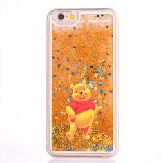 Cute cartoon glitter phone case for iphone 7 7plus 5 5s 6 6s plus 8 8plus c71f7fbbbe311