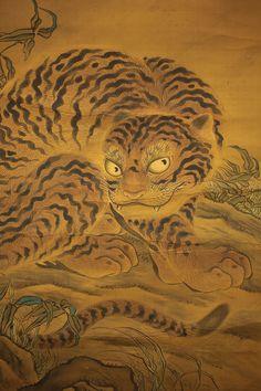 "KUMASHIRO YUHI ""Bamboo and Tiger"""
